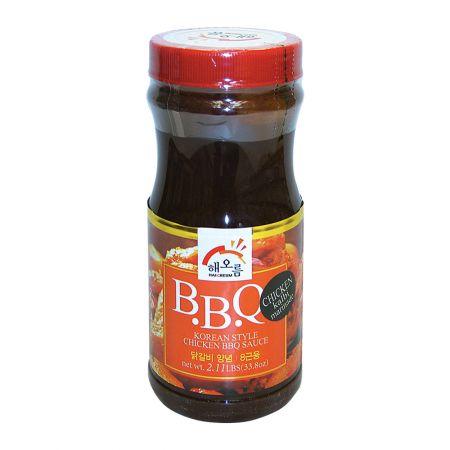 Korean Style Chicken BBQ Sauce 2.11lb(960g)