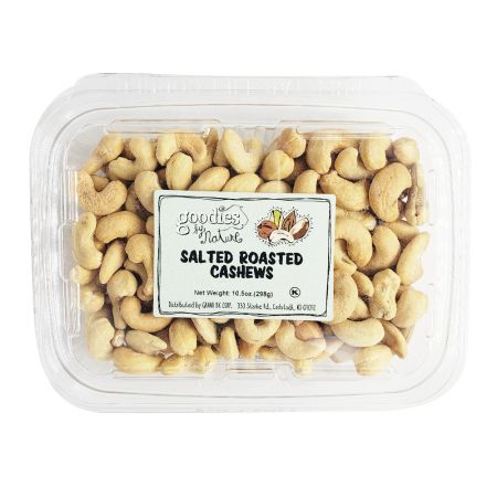 Salted Roasted Cashews 10.5oz(298g)