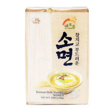 Korean Style Somen Noodle 5lb(2.26kg)