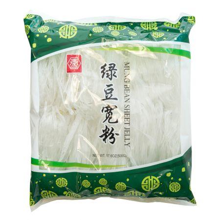 Mung Bean Vermicelli Flat 17.6oz(500g)