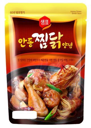 Andong Chicken Simmer Sauce 4.6oz(130g)