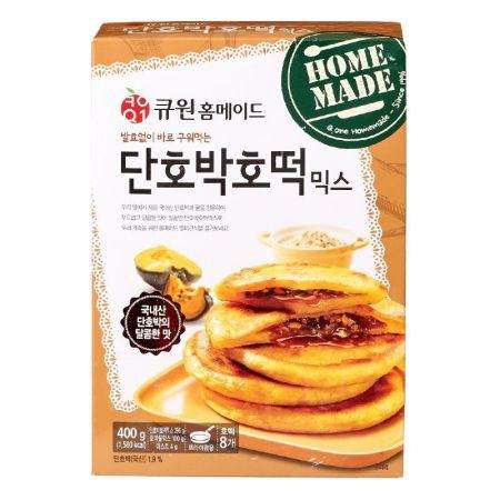 Sweet Pumpkin Korean Pancake Mix 1.21lb(550g)