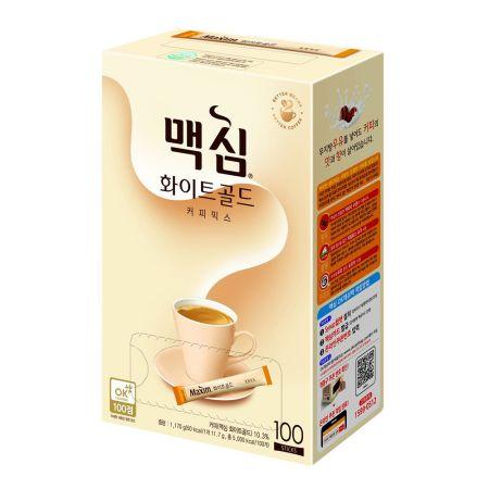 White Gold Coffee Mix 0.42oz(12g) 100 Sticks