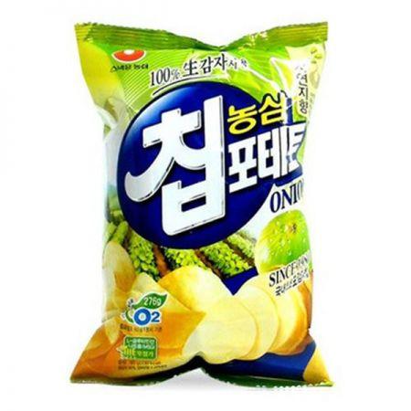 Chip Potato Sour Cream Onion Flavor Big Size 4.4oz(125g)