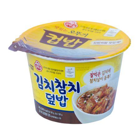 Cooked Rice Kimchi and Tuna Flavor 9.88oz(280g)