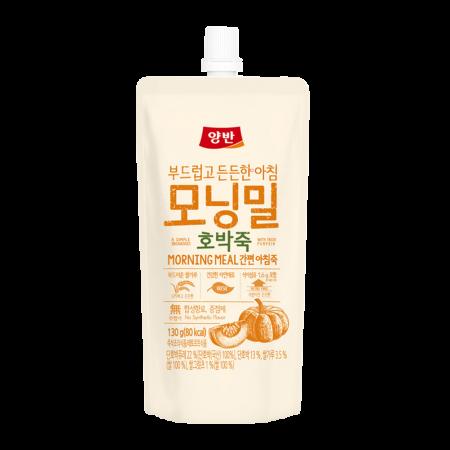Morning Meal Pumpkin Porridge Pouch 4.58oz(130g)