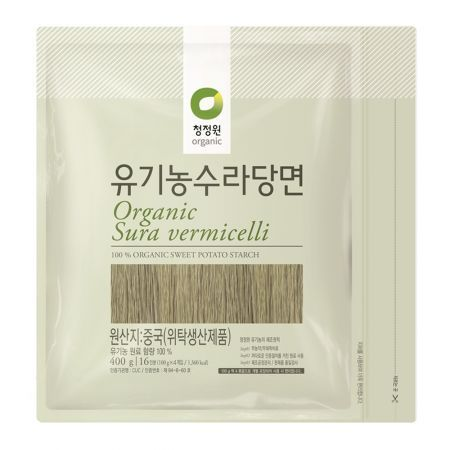 Organic Sura Vermicelli 14.1oz(400g)