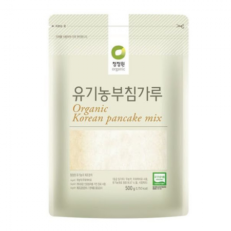 Organic Korean Pancake Mix 1.1lb(500g)