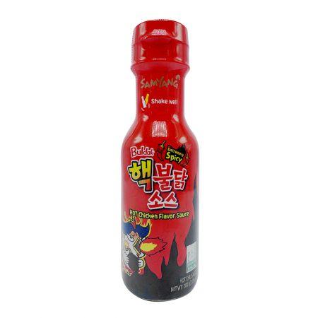 Extreme Spicy Hot Chicken Flavor Sauce 7.05oz(200g)