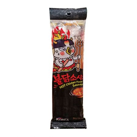 Hot Chicken Flavor Sausage 2.96oz(84g)