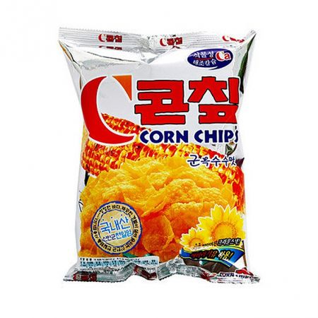 Corn Chip Big Size 5.22oz(148g)