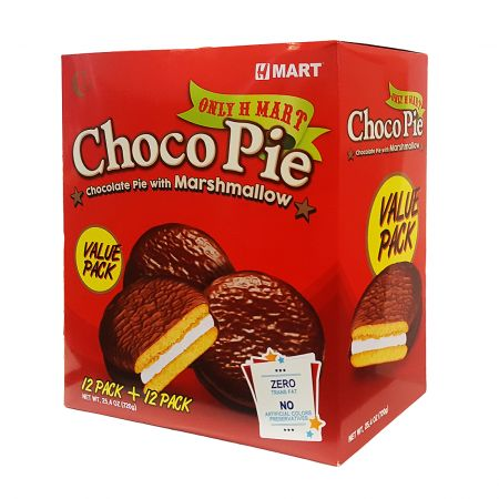 Choco Pie Value Pack 1.05oz(29g) 24 Packs Box