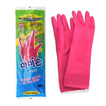 Rubber Gloves (M)