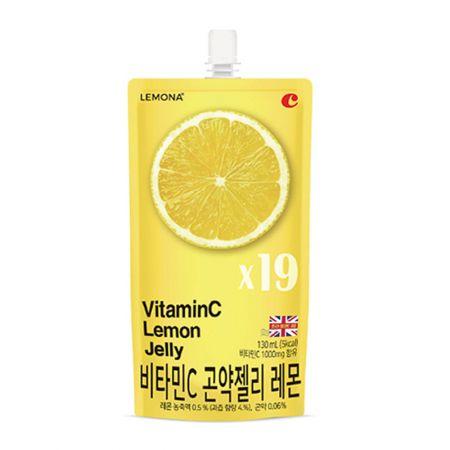 Vitamin C Lemon Jelly 4.39oz(130ml)