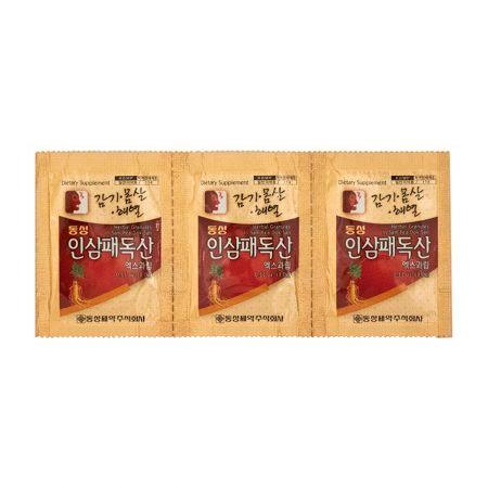 Herbal Granules In Sam Pae Dok San 0.11oz(3g) 3 Packs