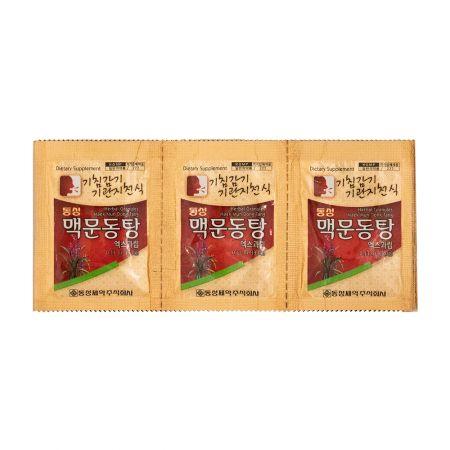 Herbal Granules Maek Mun Dong Tang 0.11oz(3g) 3 Packs