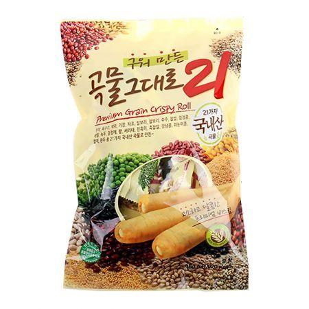 Premium Grain Crispy Roll 21 6.35oz(180g)