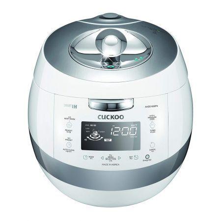 Full Stainless Eco IH Pressure Rice Cooker/Warmer CRP-AHSS1009FN (10 Cups)
