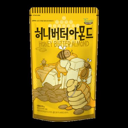Honey Butter Almond 8.81oz(250g)