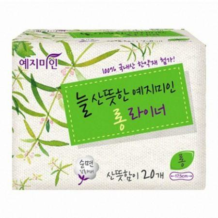 Herbal Panty Liner Long 20 Pcs