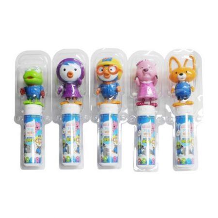 Pororo Toddler Toy Candy Vitamin 0.7oz(0.035oz X 20 Tabs)