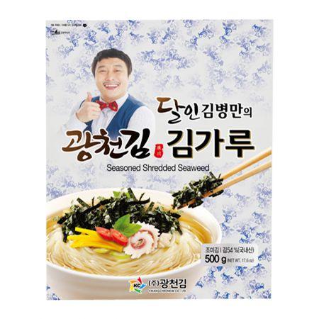 Master Seasoned Shredded Seaweed 17.6oz(500g)