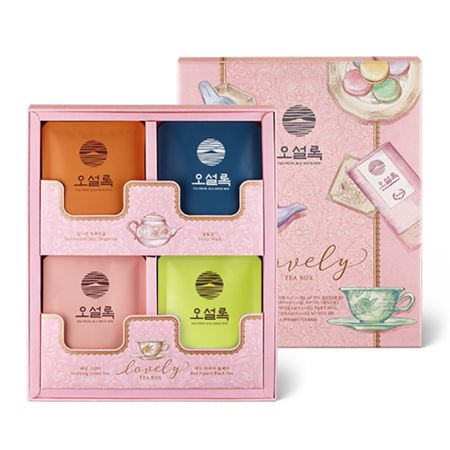 Lovely Tea Box (Gift Set) 12 Tea Bags