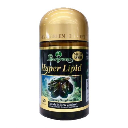Hyper Lipid 1000mg 60 Caps