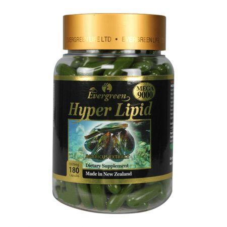 Hyper Lipid 1000mg 180 Caps
