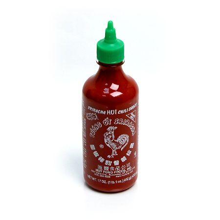 Sriracha Chilli Sauce 17oz(482g)
