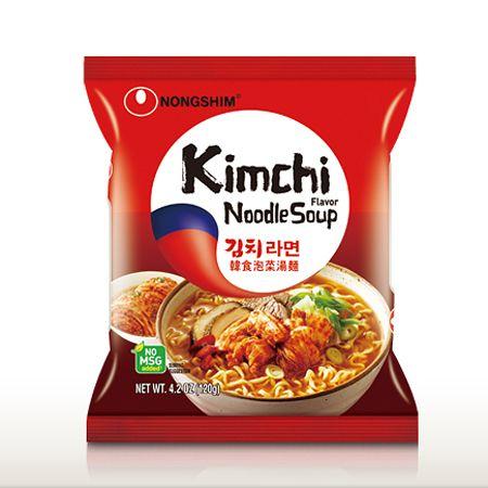 Kimchi Ramyun 4.23oz(120g) 4 Packs