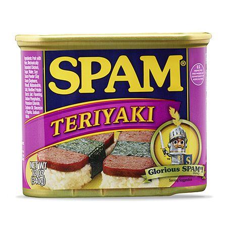 Spam Teriyaki 12oz(340g)