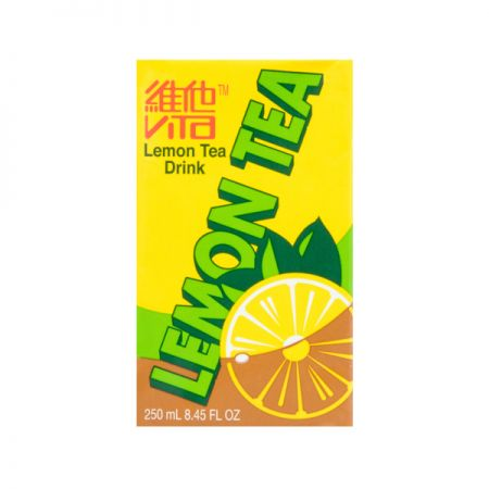 Lemon Tea 8.45oz(250ml) Pack of 6