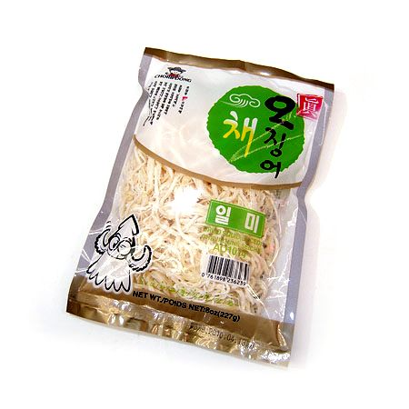 Dried Squid Sliced 8oz(227g)