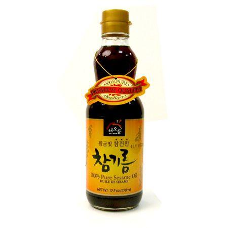 100% Pure Sesame Oil 12.5 fl.oz(370ml)