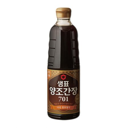 Naturally Brewed Soy Sauce 701 31.4oz(930ml)