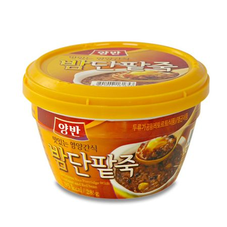Rice Porridge with Chestnut and Red Bean 10.16oz(288g)