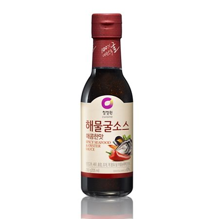 Oyster Sauce Spicy Seafood Flavor 8.8oz(250g)