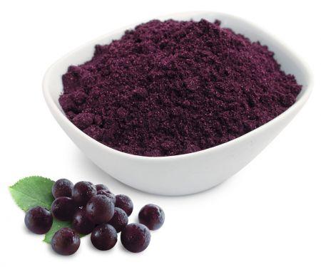 Sunfood Raw Organic Maqui Berry Powder 8oz 227g Sunfood 유기농