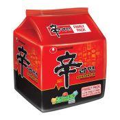 Shin Ramyun Noodle Soup 4.2oz(120g) 4 Packs