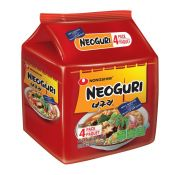 Neoguri Spicy 4.2oz(120g) 4 Packs