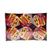 Neoguri Spicy Cup 3.56oz(75g) 6 Cups