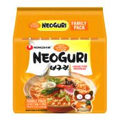 Neoguri Mild 4.23oz(120g) 4 Packs