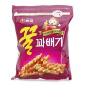 Honey Flavored Twist Snack Big Size 10.05oz(285g)