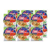 Yukejang Bowl Noodle Soup 3.03oz(86g) 12 Cups