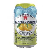 Sparkling Beverage Pompelmo Grapefruit 11.15 fl.oz(330ml)