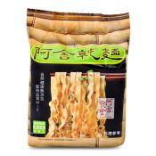 Hakka Wide Noodle Spicy Sesame Oil Flavor 3.35oz(95g) 5 Packs