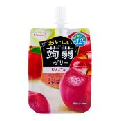 Konjac Jelly Apple 5.29oz(150g)
