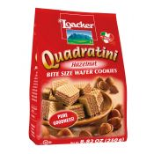 Quadratini Hazelnut 8.82oz(250g)