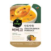 Bibigo Sweet Pumpkin Porridge with Red Bean 9.88oz(280g)